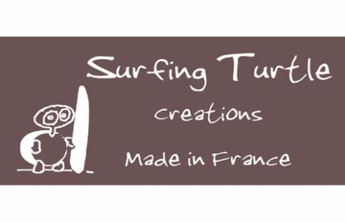 Surfing Turtle Créations
